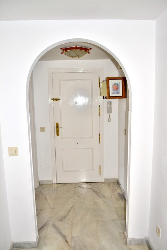 Property before renovation