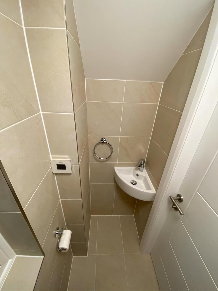 Small utility room refurbishment at Bromley