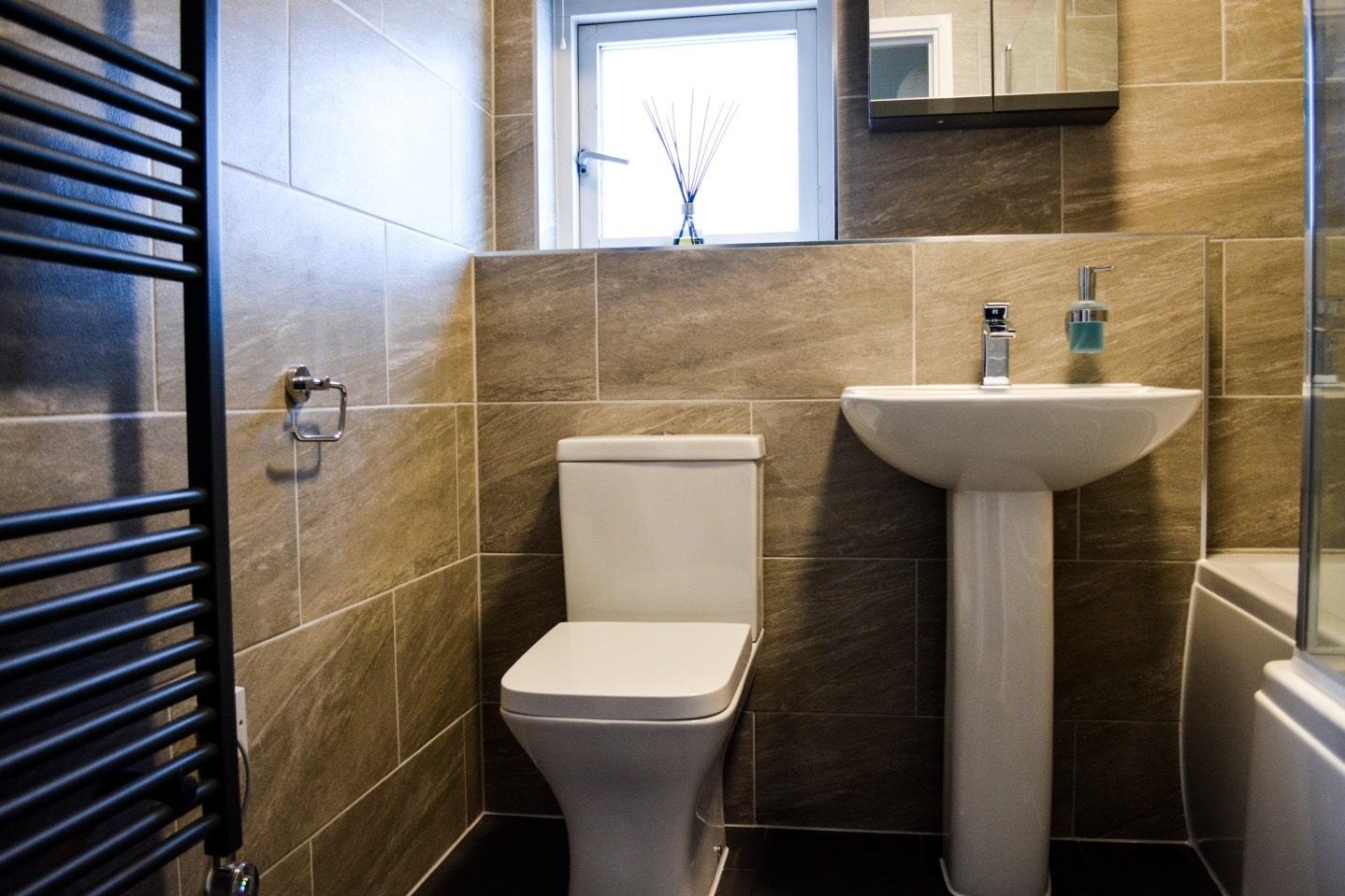 Bathroom refurbishment  in Shoreditch