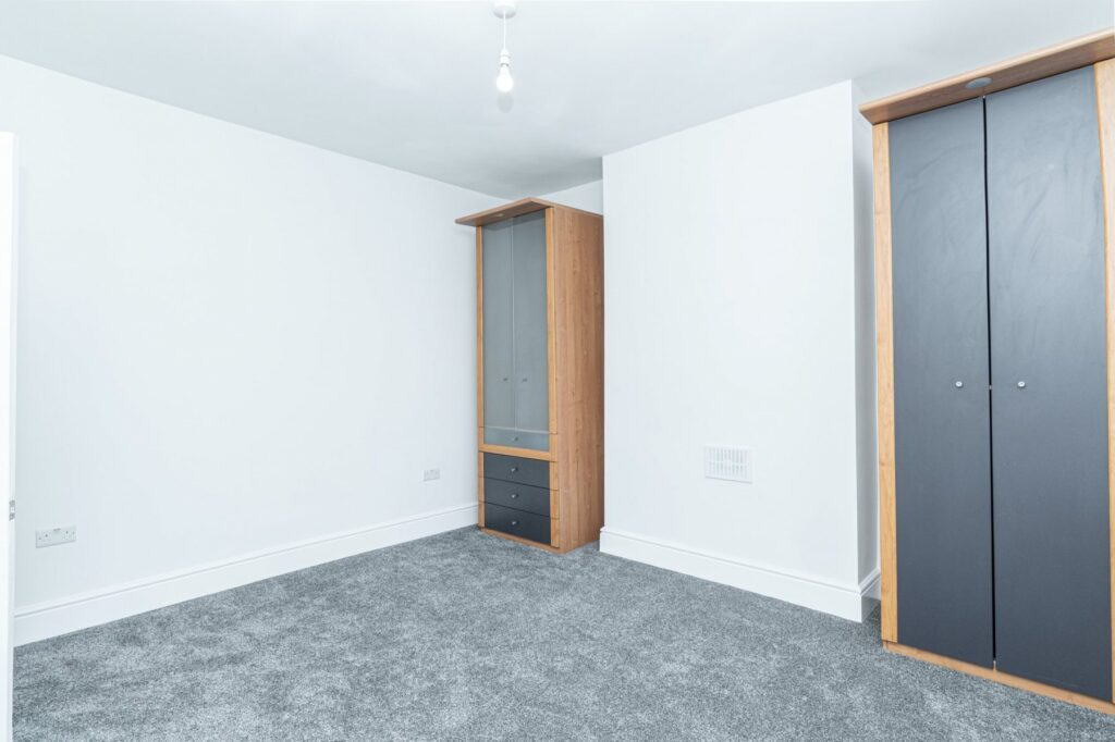 Double bedroom renovation, first floor, Peckham, London