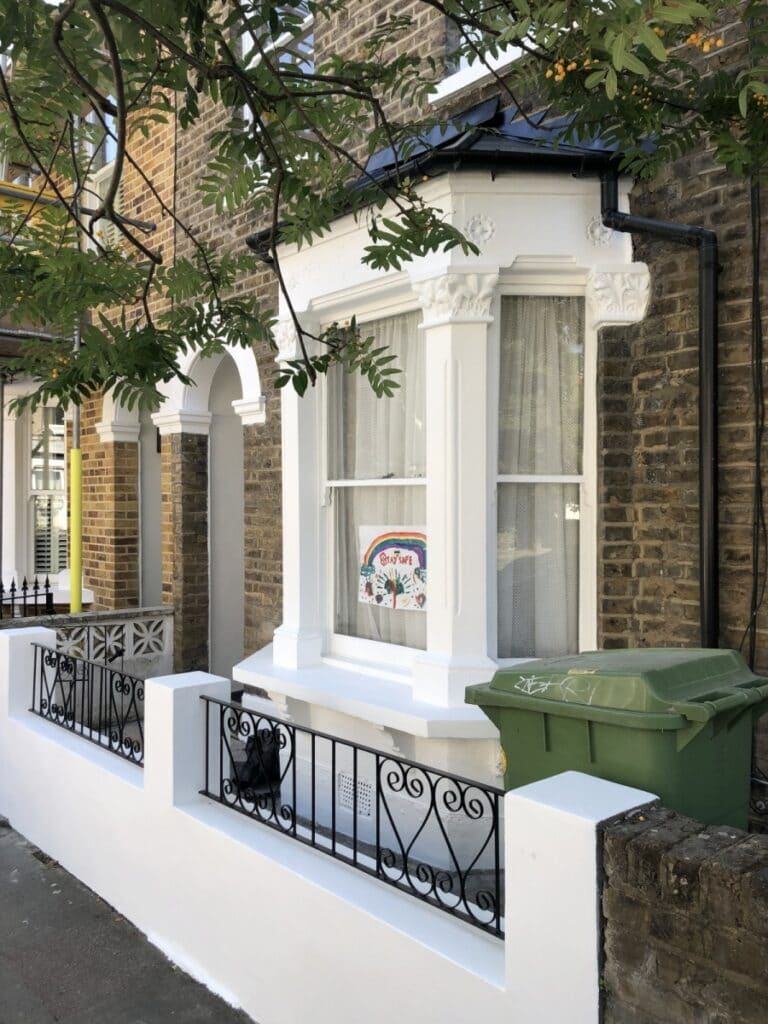 Completion, Peckham, SE15