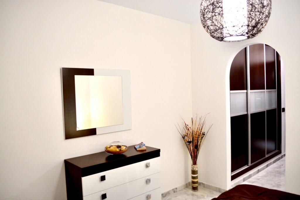 Double bedroom renovation