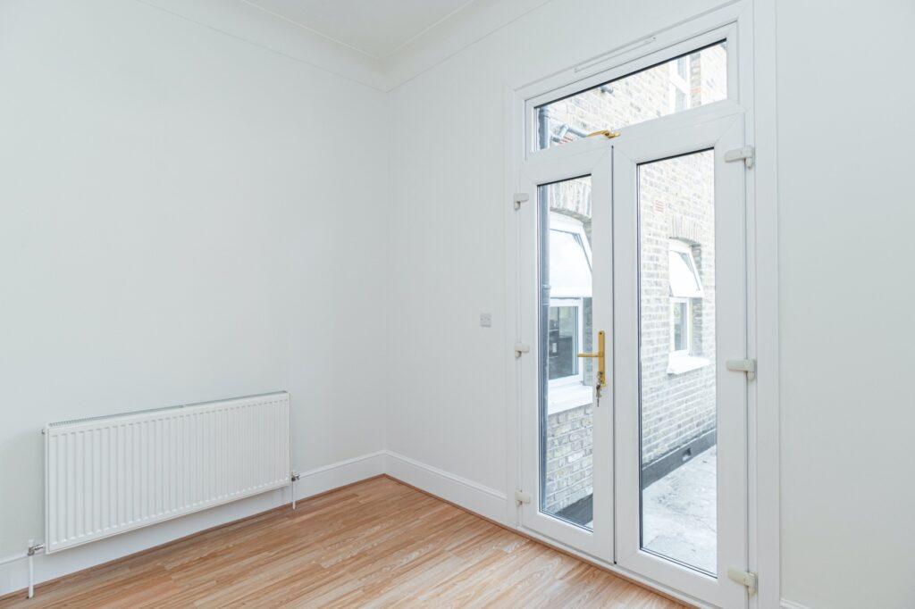 Double bedroom renovation, ground floor, Peckham, London