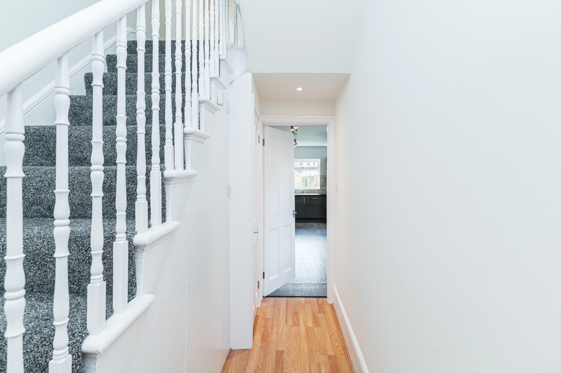 Stairs and Hallway, Peckham