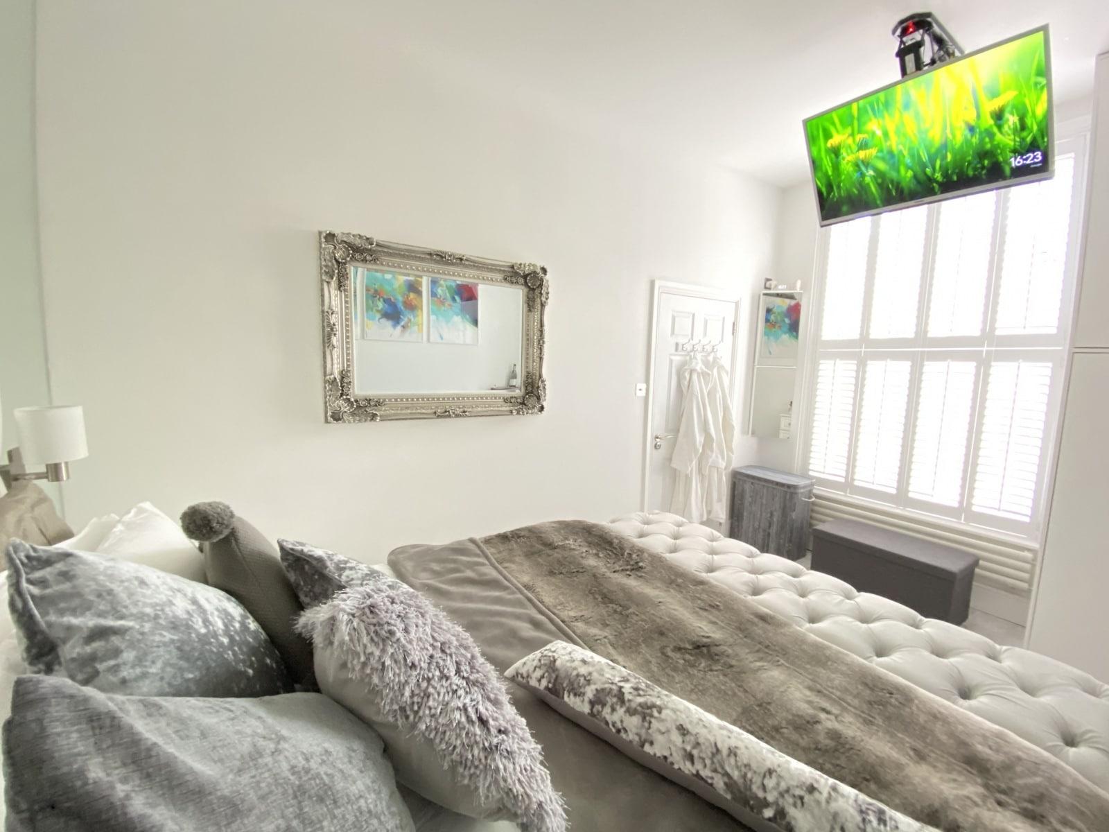 Bedroom renovation in Peckham