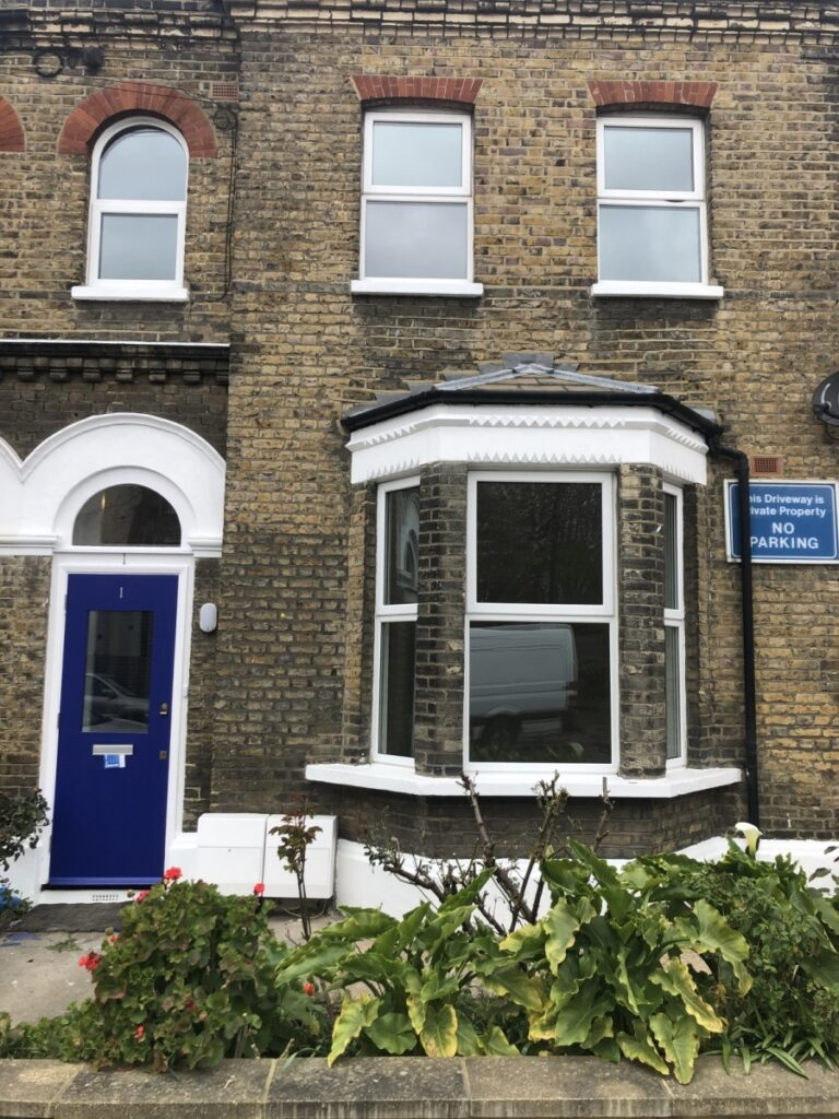 Exterior door, Peckham, London